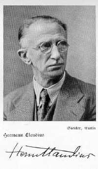 Walter Wehners Lyrikarchiv Claudius